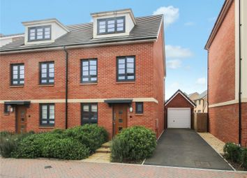 Thumbnail 3 bed semi-detached house to rent in Malago Drive, Bedminster