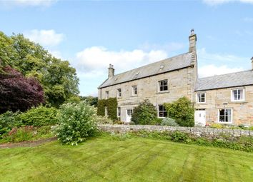 Thumbnail 6 bed detached house for sale in Cambo, Morpeth, Northumberland