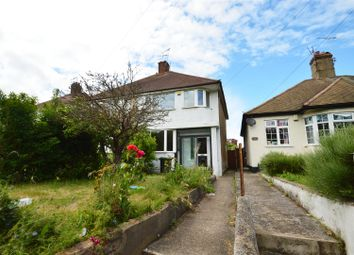 Thumbnail 3 bed semi-detached house to rent in Old Road East, Gravesend
