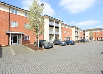 Thumbnail 2 bed flat for sale in Medici Close, Goodmayes, Essex