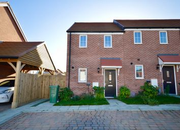 2 bed end terrace house for sale in Watling Drive, Newington, Sittingbourne ME9