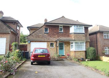 Thumbnail 3 bed detached house for sale in Elmfield Way, Sanderstead, South Croydon