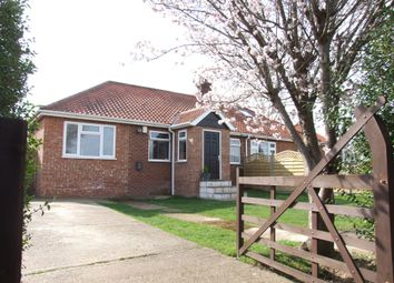 Thumbnail 3 bed semi-detached bungalow for sale in Oval Road, New Costessey, Norwich