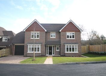 Thumbnail 4 bedroom detached house for sale in Mimosa Close, Epsom