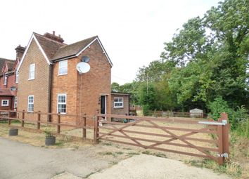 Thumbnail 3 bed end terrace house for sale in Thurleigh, Beds