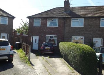 Thumbnail 3 bed mews house for sale in Bleatarn Road, Offerton, Stockport, Cheshire
