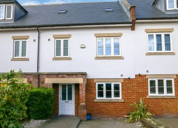 Thumbnail 4 bed town house to rent in Blenheim Mews, Shenley, Radlett