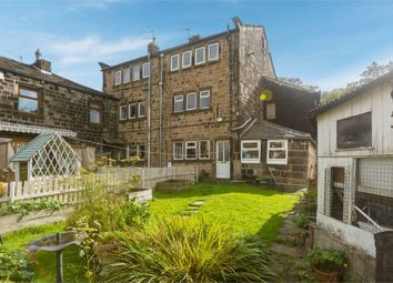 Thumbnail 2 bed semi-detached house for sale in Newton Grove, Todmorden, West Yorkshire