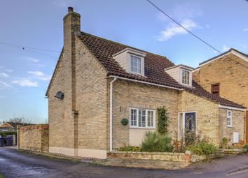 Thumbnail 3 bed detached house for sale in Froize End, Haddenham, Ely