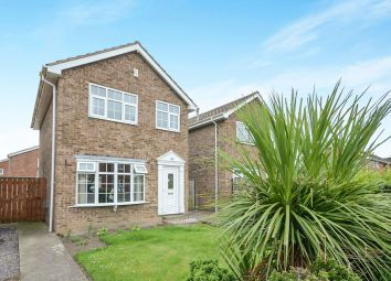 Thumbnail 3 bed detached house for sale in Greenshaw Drive, Haxby, York
