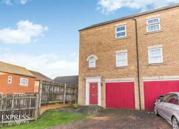 Thumbnail 3 bed end terrace house for sale in Monarch Drive, Kemsley, Sittingbourne, Kent