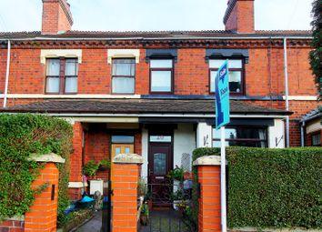 Thumbnail 4 bed terraced house for sale in Stamer Street, Stoke-On-Trent