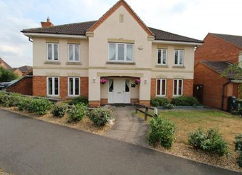 Thumbnail 5 bed detached house to rent in Old Pinewood Way, Papworth Everard, Cambridge
