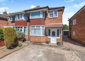 Thumbnail 3 bed semi-detached house for sale in Cooks Lane, Kingshurst, Birmingham