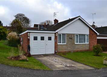 Thumbnail 2 bedroom detached bungalow for sale in Milford Close, Allesley, Coventry, West Midlands