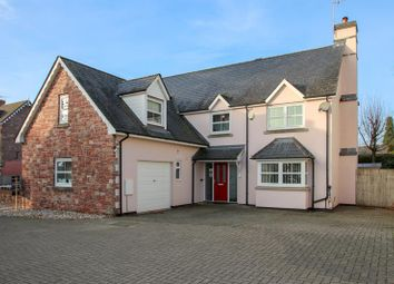 Thumbnail 6 bed detached house for sale in Hunsdon Manor Garden, Weston Under Penyard, Ross-On-Wye