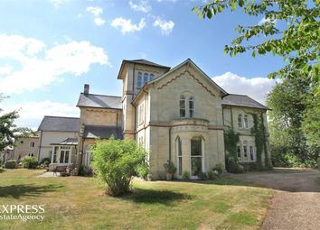 Thumbnail 2 bed flat for sale in Lower Road, Salisbury, Wiltshire