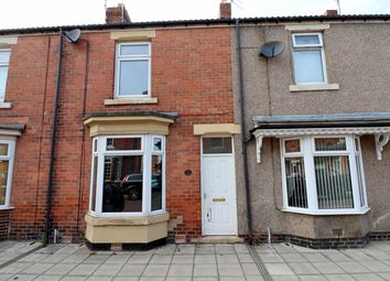 2 bed terraced house for sale in Scott Street, Shildon DL4