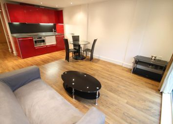 Thumbnail 2 bed flat to rent in Hanley Street, Nottingham