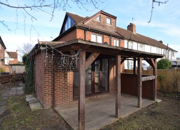 Thumbnail 5 bedroom end terrace house for sale in Beech Avenue, Brentford