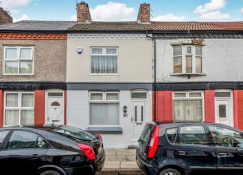 Thumbnail 2 bed terraced house for sale in Mindale Road, Wavertree, Liverpool
