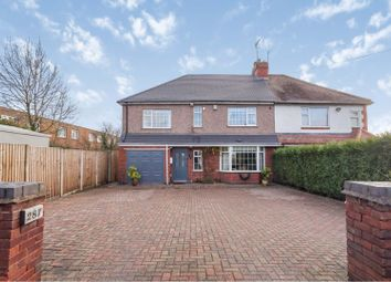 4 bed semi-detached house for sale in The Long Shoot, Nuneaton CV11