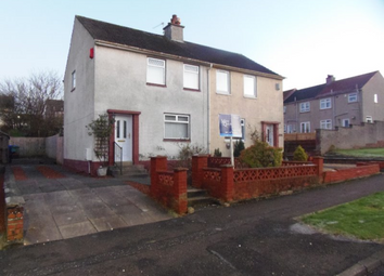 Thumbnail 2 bed semi-detached house to rent in Kinloch Road, Kilmarnock, East Ayrshire, 3Nx