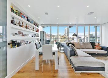 3 bed flat for sale in Boardwalk Place, London E14