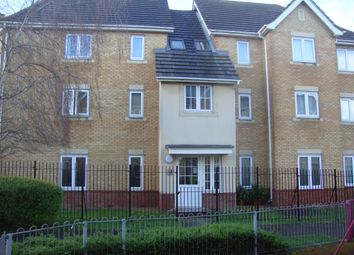 Thumbnail 2 bed flat for sale in Morgan Close, Leagrave, Luton