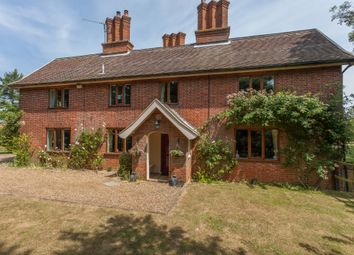 Thumbnail 4 bed farmhouse for sale in London Road, Willingham St. Mary, Beccles