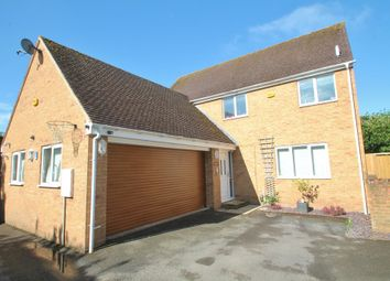 Thumbnail 4 bed detached house for sale in Garford Close, Abingdon