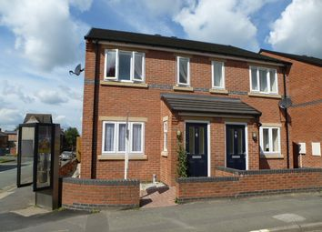 Thumbnail 3 bedroom mews house to rent in Hightown, Crewe, Cheshire