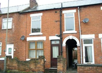 Thumbnail 2 bed terraced house for sale in Quarry Road, Somercotes, Alfreton