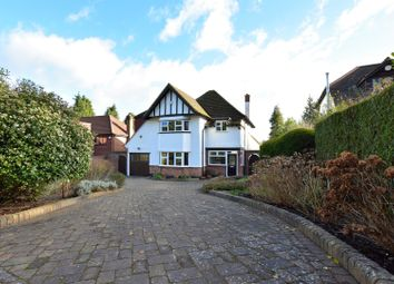 Thumbnail 4 bed detached house for sale in Pine Walk, Carshalton Beeches