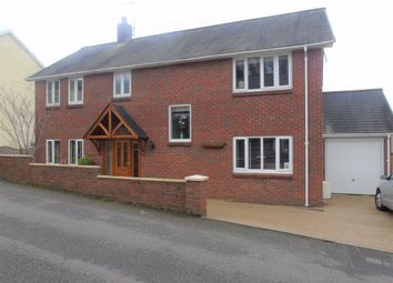 Thumbnail 4 bed detached house for sale in Nicholas Road, Glais, Swansea
