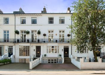 Thumbnail 4 bedroom property to rent in Marloes Road, Kensington