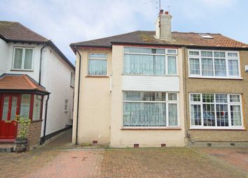 Thumbnail 3 bed semi-detached house for sale in Studland Road, London