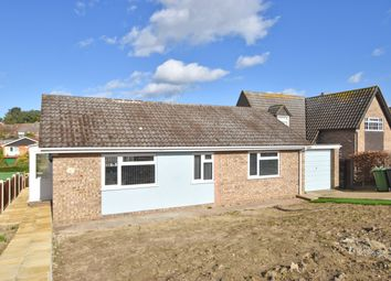 Thumbnail 3 bedroom detached bungalow for sale in Hillside, Cromer