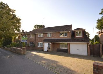 Thumbnail 4 bed semi-detached house for sale in Black Boy Wood, Bricket Wood, St. Albans