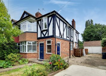 Thumbnail 2 bed flat for sale in Vale Crescent, London