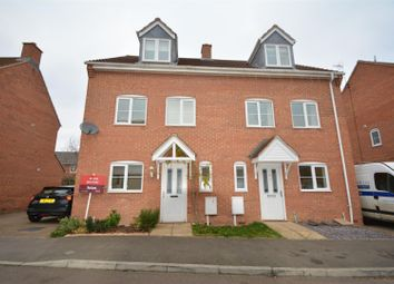 Thumbnail 4 bed semi-detached house for sale in Delaine Close, Bourne