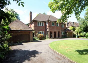 Thumbnail 4 bed detached house for sale in The Common, Stanmore