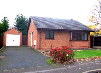 Thumbnail 2 bedroom detached bungalow for sale in Alstonfield Drive, Allestree, Derby