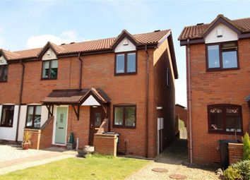 Thumbnail 2 bed town house for sale in Stable Court, Dudley