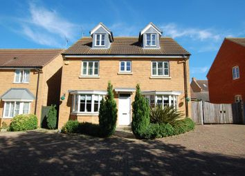 Thumbnail 5 bed detached house for sale in Daltons Shaw, Orsett, Grays