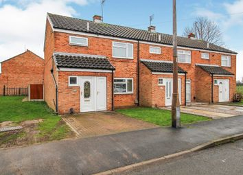 Thumbnail Detached bungalow for sale in Wike Gate Road, Thorne, Doncaster