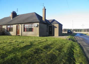 Thumbnail 3 bed semi-detached house to rent in Forfar