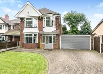 Thumbnail 4 bed detached house for sale in Hagley Road West, Halesowen