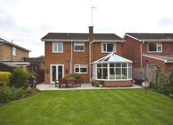 Thumbnail 4 bed property to rent in St. Pega Close, Crowland, Peterborough