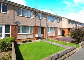 Thumbnail 3 bed terraced house for sale in Brookdale Road, Rhyl